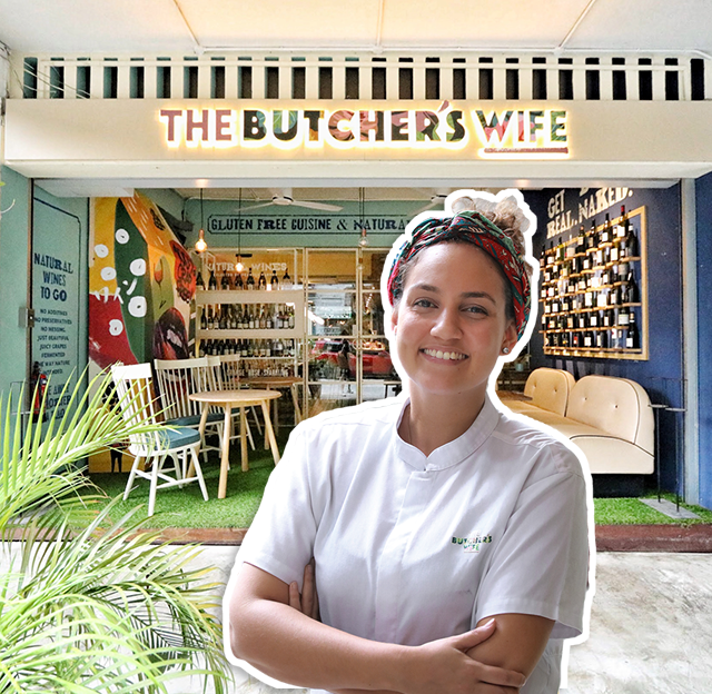 It's time you meet The Butcher's Wife